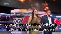 #TWT - WWE : Les meilleurs catcheurs du monde ?