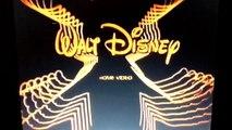 Opening to Walt Disney Cartoon Classics Scary Tales VHS 1983/1986