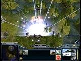 C&C Generals Zero hour Challange mode  General Alexander vs General Ironside (Brutal level)
