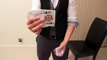 Learn Magic Card Tricks: Encyclopedia of Magic: Cards - In Your Face! Performance