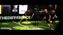 Zinedine Zidane y Enzo Zidane vs Sean Garnier Freestyle - 'The base' de Adidas en Berlín - 2015