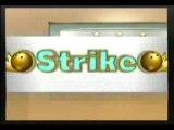 Wii Sport Bowling - Nice Strike !