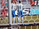 goles del pes 2008 de ps3 , del 1 al 7/ goal in pes 2008 ps3