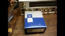 Repair of a circa 1967 Arvin-built Sears Silvertone AM transistor radio