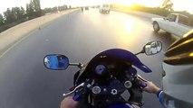 cabrage moto mehdi relizane  suzuki HD