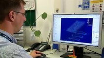 Selective Laser Sintering - e Manufacturing from EOS at MTU Aero Engines