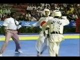 Taekwondo técnicas de contraataque [TKD WTF] 2 de 3