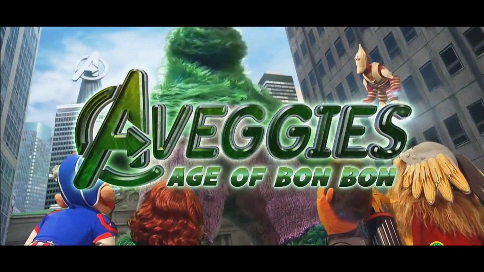 Sesame Street Parodies 'Avengers: Age of Ultron'