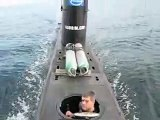 Submarine UC3 Nautilus trip 20-09-08