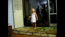 Music-loving toddler is a huge Bon Jovi fan
