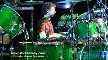 Simon Phillips - Drum Solo Performance - Drum Fest 2009 Sticklibrary