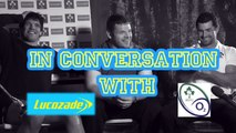 Lucozade & The Irish Rugby Team: Who has the biggest appetite in the squad?