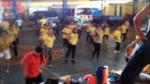 Senior Citizens dance OPPA GANGNAM STYLE by Pinagbuhatan AERO-MOVERS