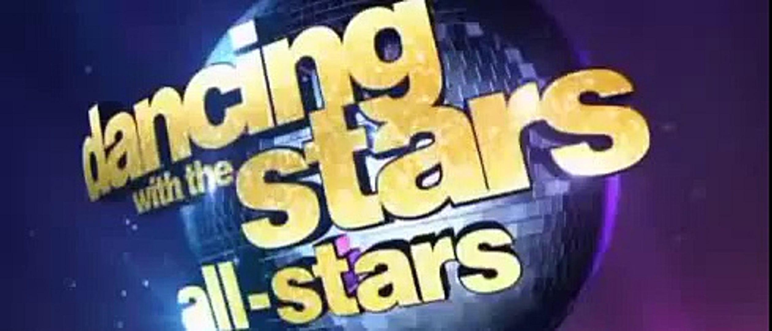Shawn Johnson and Derek Hough - Viennese Waltz - Dancing with the Star All Stars Week 8 [Full Episod