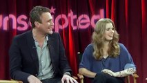 Muppets Unscripted: Kermit the Frog, Miss Piggy, Jason Segel and Amy Adams
