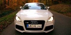 Audi TT RS - sound and beauty ttrs