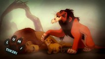 The Lion King - But The King Is Dead (One Line Multilanguage) [HD]