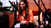 "Haley Reinhart & Casey Abrams ""I Feel The Earth Move"" Stageit"