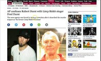Limp Bizkit Frontman Fred Durst Arrested for Murder, Reports Associated Press by Mistake!  Oops!