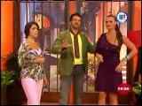 Canino Mondo con Tabata Jalil en Venga la Alegria (TV Azteca)
