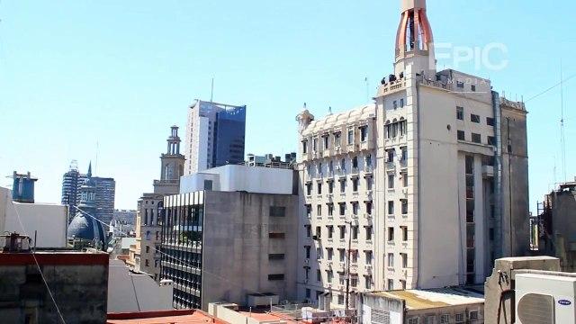 Galería Güemes: Edificio & Mirador / Building & Observation Deck - Buenos Aires (HD)
