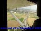 Mit Cessna 172R:  Rundflug von EDFE nach EDRY und EDFM, und wieder nach EDFE -Teil 2- (D-EEFZ)