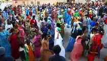 African-Hebrew-Israelite community in Dimona, Israel - Dance for the Land 3