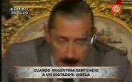 Cuando Argentina sentenció a un dictador (Prensa Libre 06-04-09)
