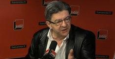 Mélenchon : «Le seul adversaire qu'il reste à Hollande, c'est le Front de gauche»