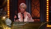 Acceptance Speech- Helen Mirren (2015)