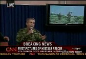 FARC Hostage rescue of Ingrid Betancourt