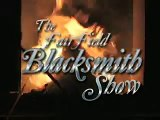 Blacksmiths blacksmithing on Blacksmith Show on TV