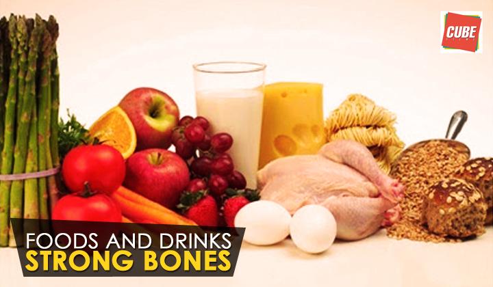 Strong Bones – Best Foods   Health Tips