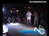 B-Boy Hodown 2006 - Bionic Man Pharside vs Pac Man SiFu