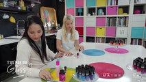 T'as Pas du Gloss ? #22 : un nail art water marble avec Marie Alias EnjoyPhoenix