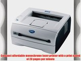 Remanufactured Brother HL-2040 Monochrome Laser Printer (EHL-2040)