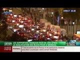 Supporters Algériens en France pauvre journaliste mdr  Algérie qualifiée au mondial