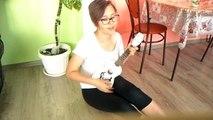 Lykke Li- I Follow Rivers (ukulele cover)