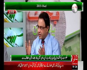 Budget Pakistan  04 June 2015 (04-06-2015)