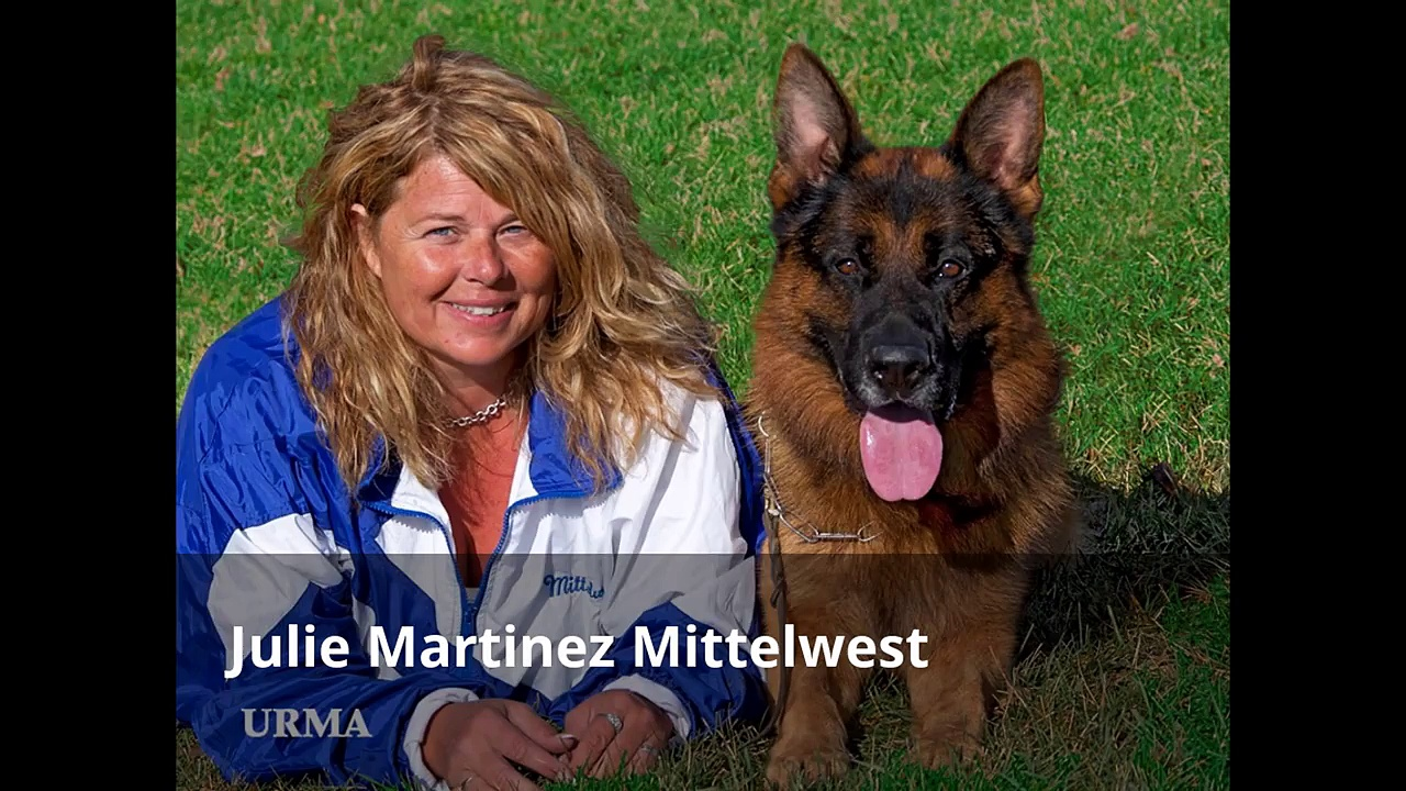 Julie Martinez Mittelwest German Shepherd