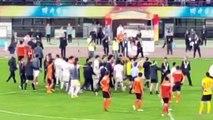 Chinese Super League referee assaults Brazilian coach Cuca