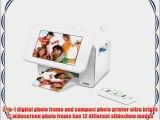 Epson PictureMate Show Photo Printer and Digital Photo Frame (C11CA54203)