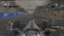F1 2011™ - Brasil _ Jenson Button Onboard Wet Lap - 1_17.137