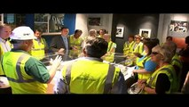 Mayor Buddy Dyer's Hard Hat Tours of the Amway Center