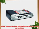 Epson WorkForce GT-1500 Document Image Sheet-Fed Scanner with Automatic Document Feeder (ADF)