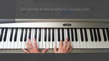 Ever Glorious - Elevation Worship Piano Tutorial and Chords