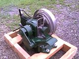 1935 Maytag Model 92 Washing Machine Engine Running