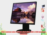Samsung SyncMaster 204B 20.1-Inch LCD Monitor (Black)