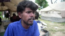 Migrants languish in Myanmar-Bangladesh border camps