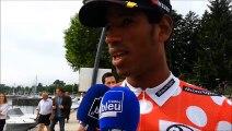"""Daniel Teklehaimanot (MTN-Qhubeka) : """"je suis fier et ce serait un rêve de participer au Tour de France"""""""